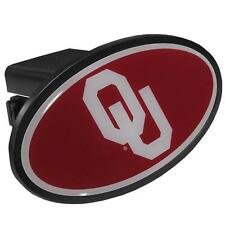 """Oklahoma Sooners Hitch Cover Class III 2"""" Receiver"""