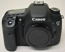 Canon EOS 7D 18MP CMOS Digital SLR Camera (Body Only) - Black