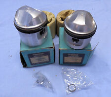 GENUINE TRIUMPH HIGH COMPRESSION PISTON AND RINGS SET 11:1 +10T  FOR TRIUMPH 650
