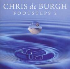 Footsteps 2 Chris De Burgh CD