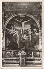 NICE 105 nice cimiez la crucifixion de bréa (XV° s) éd munier