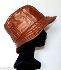 CHAPEAU de pluie taille XS / S femme cuivre orange made in France cappello hat