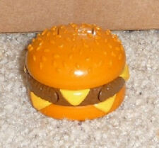 Vintage 1990 McDonalds Changeables McDino Quarter Pounder w/cheese transform Toy