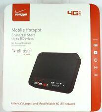 Verizon MHS800LPP Ellipsis Jetpack 4G LTE No-Contract Mobile Hotspot - Black