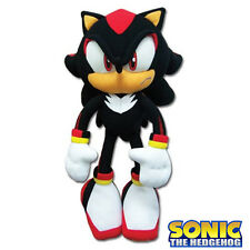 "Sonic the Hedgehog SHADOW 13"" Plush Soft Toy NEW & IN STOCK NOW"