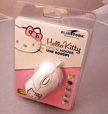 Hello Kitty Optical Mouse Optische Maus USB Mouse pink rosa Kindermaus Kidsmouse