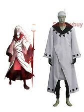 Naruto Madara Uchiha Jinchuriki Transformation Cosplay Costum