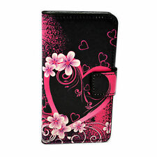 Wallet Flip Stand Leather Pouch Case Cover For Samsung Galaxy J1 J2 Sony Z5 Plus