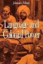 Language and Colonial Power: The Appropriation of Swahili in the Former Belgian