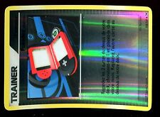 POKEMON PLATINE HOLO INV N° 114/127 POKEDEX handy910is