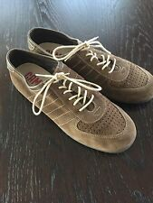 Camper Earth Contact Lightweight Perforated Suede Shoes 43 / 9.5-10 US