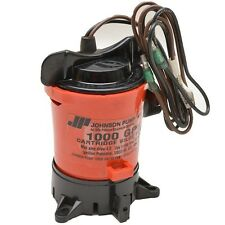 Johnson Pumps Boat Bilge Pump 3210 | Chaparral 1000 GPH 12V