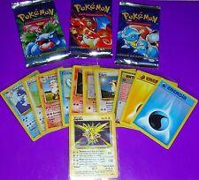 Pokemon Spanish Charizard Base Pack Freshly Opened Tonight And Two Sealed Packs