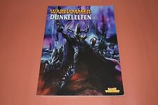 Warhammer - Dunkelelfen / Games Workshop 2001 / German Version / TOP