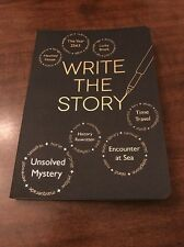Write The Story Piccadilly Brand New! Like 300 Writing Prompts