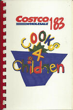 ALTAMONTE SPRINGS FL 1997 FLORIDA COOK BOOK COSTCO WHOLESALE EMPLOYEES & FRIENDS
