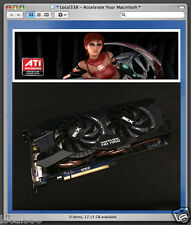 AMD Radeon HD 7950 3GB Graphics Video Card For Apple Mac Pro 3,1-5,1 *7970 5870