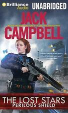 The Lost Stars: Perilous Shield 2 by Jack Campbell (2014, MP3 CD, Unabridged)