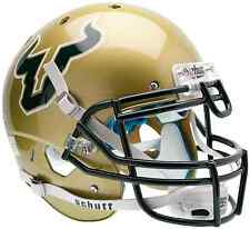 SOUTH FLORIDA BULLS Schutt AiR XP AUTHENTIC Football Helmet USF