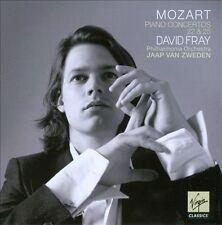 , Mozart: Piano Concertos Nos. 22 & 25 ~ Fray / van Zweden, Excellent CD