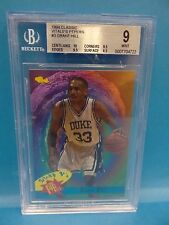 1994 Classic Vitale's PTPERS #3 Grant Hill Beckett Graded 9 Mint Basketball Card