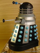 Doctor Dr Who DALEK Saucer Pilot Figure Loose NEW Silver Black!