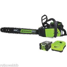 18-INCH Greenworks DigiPro 80V Cordless Chainsaw
