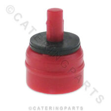 T&P 0.25 LITRES PER MINUTE SOLENOID VALVE RESTRICTOR OUTLET RED WAREWASHING