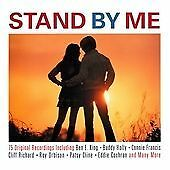 NEW; VARIOUS - STAND BY ME. 3xCD DIGI-PAK. FREE P+P. C MY OTHER NEW CD'S-BARGAIN