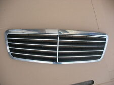 MERCEDES CLK 320 W208 FRONT BONNET GRILLE GRILL ALLL LUGS a2088800085