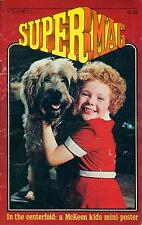 """Weekly Reader SuperMag """"Annie"""" Cover  Aileen Quinn 1982 Vol.6 No.11"""