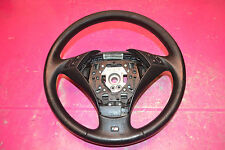 BMW 5 SERIES E60 E61 525d 2.5 AUTO 04-10' MULTIFUNCTION STEERING WHEEL 6953324
