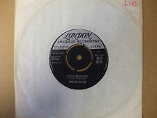 HLU 9744 Marcie Blane - Little Miss Fool / Ragtime Sound - 1963