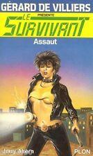 Le Survivant // 14 // Assaut // Jerry AHERN // 1ère Edition
