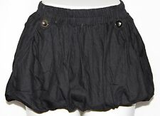 S Cute Puffy Cosplay Emo Gothic Goth Lolita Steam Punk Bubble Ultra Mini Skirt