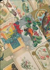 Lot of 25 Greetings Postcards all with * Beautiful BIRDS~ birds Vintage-a808