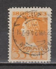 NVPH Netherlands Nederland nr 127 TOP CANCEL AMSTERDAM 1923  Wilhelmina