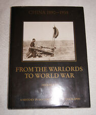 China 1890-1938: From the Warlords to World War by Han Suyin (1989, Hardcover)