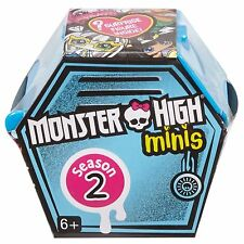 New Monster High Minis Season 2 Blind Bag Locker Surprise Figure Inside In Hand!