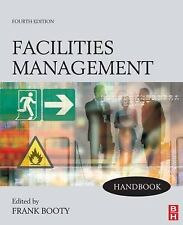 Facilities Management Handbook by Frank Booty (Paperback, 2009)