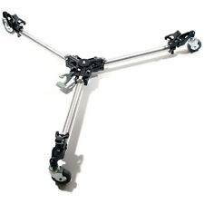 Mobile Tripod  Dolly, for Video or Film Camera  Heavy duty, Manfrotto, Bogen,