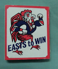 #D249.  EASTERN  SUBURBS ROOSTERS   RUGBY LEAGUE  MATCHBOX