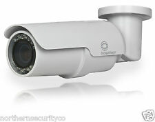 Sony IMX 2MP 1080P 2.8-12MM 40M IR HD-TVI TURBO EXTERIOR BLANCO CÁMARA BALA CCTV