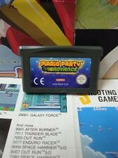 Game Boy Advance GBA:Mario Party Advance [TOP & 1ERE EDITION] SEUL - Fr