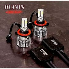 RECON 264H13LED H13 9008 12V HEADLIGHT BULBS 40w High Intensity Bulb LED