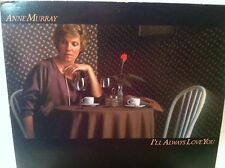 Re: LP: ANNE MURRAY: I'LL ALWAYS LOVE YOU~~WINTERY FEELING: & FREE CHRISTMAS CD