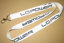 LC - POWER very rare promo lanyard