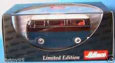 VW VOLKSWAGEN T2A TAXI FENSTERBUS SCHUCO 03224 LIMITED EDITION 1/43 BUS BLACK