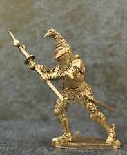 Tin Soldiers * Middle Ages * English knight Richard de Beauchamp * 54-60 mm