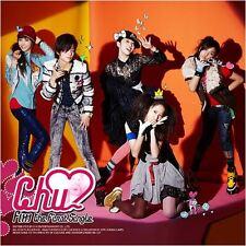 F(X) [CHU~♡] 1st Single Album CD+Photo Book K-POP SEALED